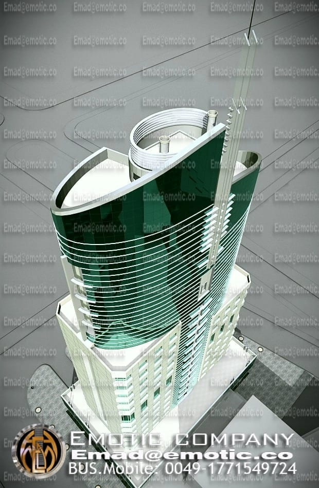 Tower interior Design