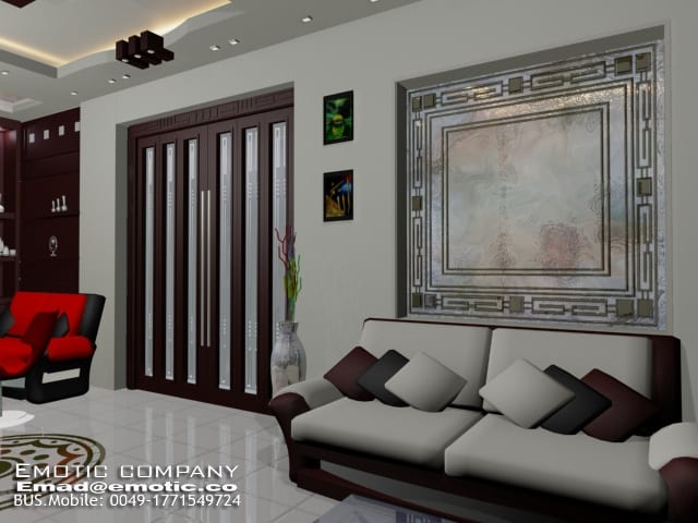 entrance interior design
